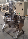 sugar melting and mixing machine